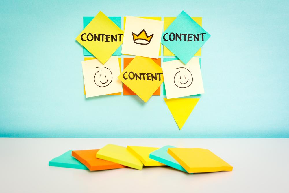 Produção de conteúdo