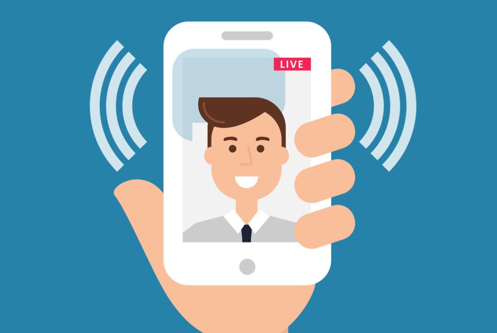 Live no Instagram: fale com o seu público em apenas 3 cliques