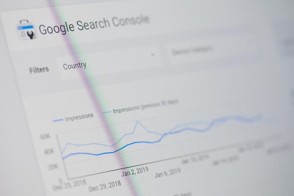 Google Search Console descubra como anda a saúde das suas páginas