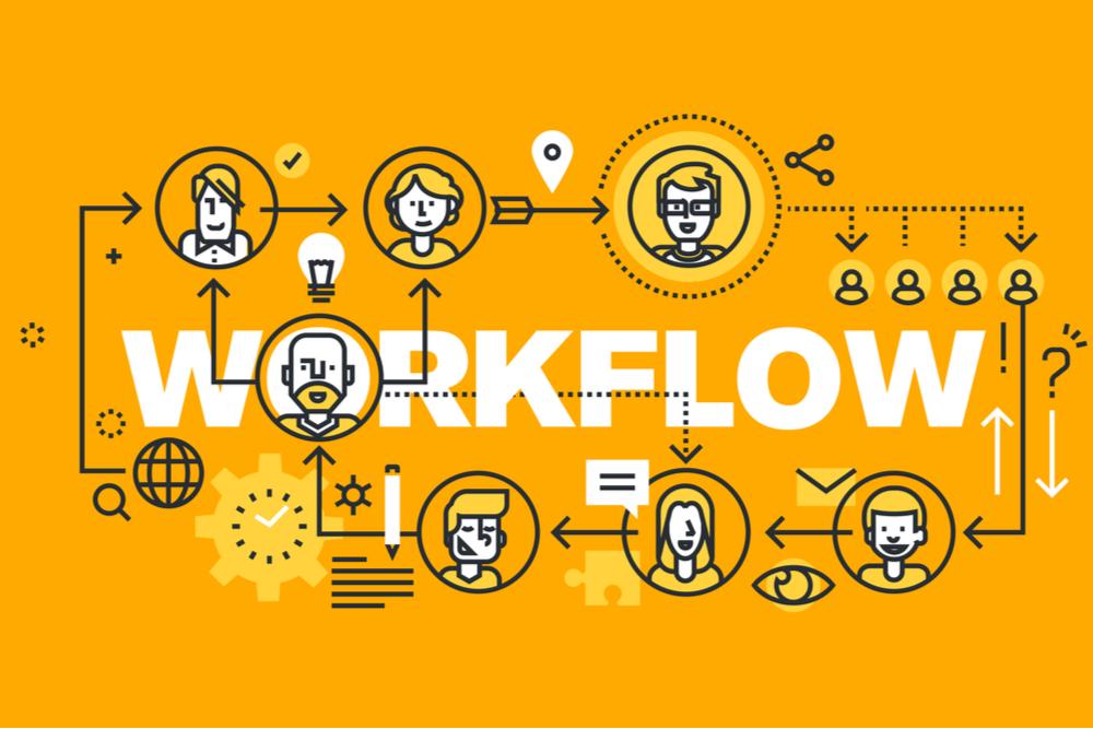 Workflow: o que é, tipos, exemplos e vantagens