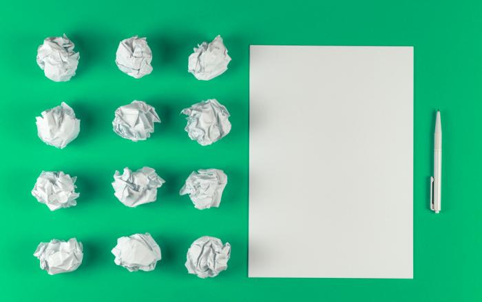 20 maneiras práticas para vencer o bloqueio criativo